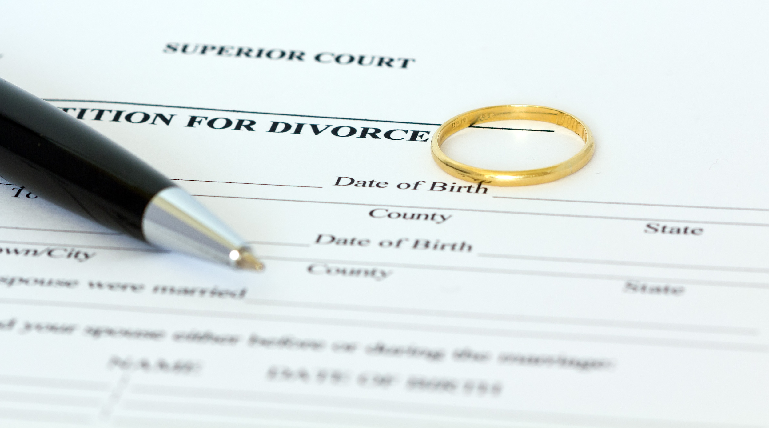 How to Prepare a Divorce Petition Ana Hessbrook Law